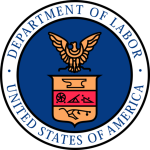 USA Department of Labor seal